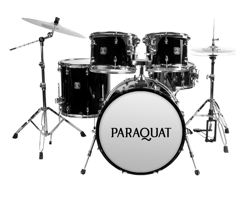 Paraquat Font