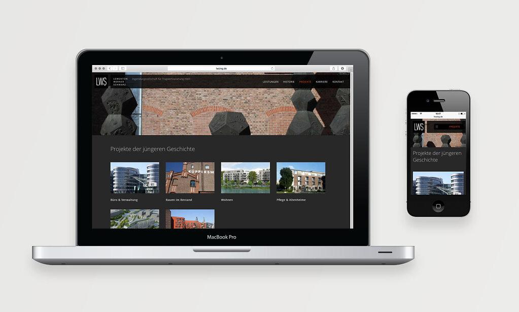 LWS Website