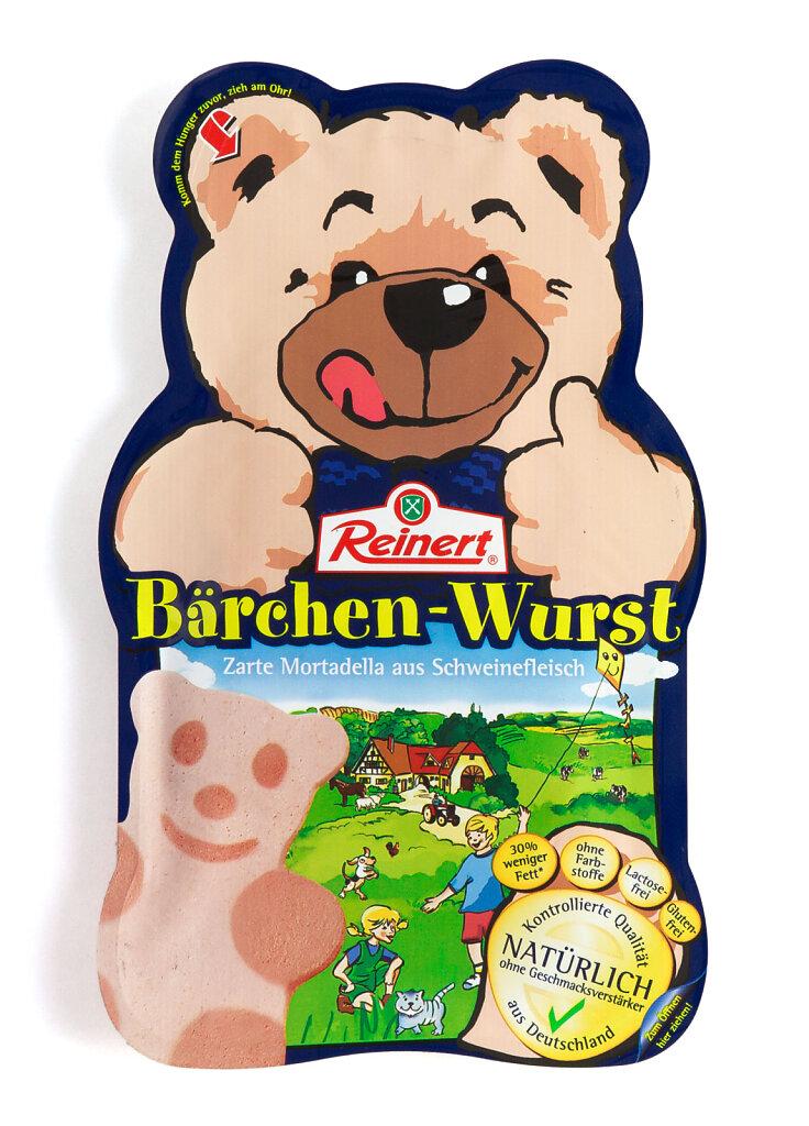 Bärchen-Wurst